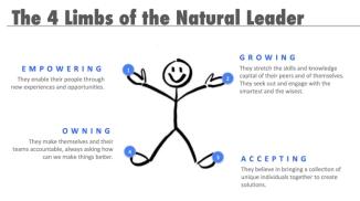blog natural leader